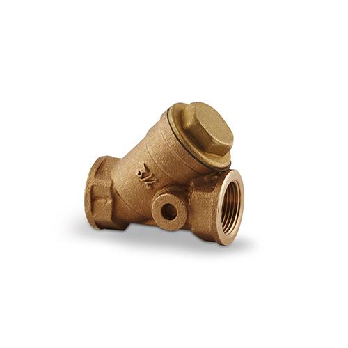 Art. 39 - Filtro raccoglitore di impurità in bronzo